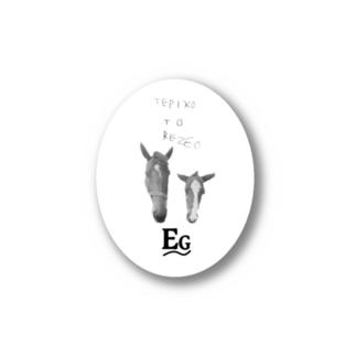 TEPIKO エバグリーンセールスコンサインメント公式グッズ Stickers