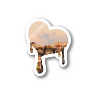 ぐんじさんの。のmelting heart, summer - 04 Sticker