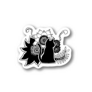 花猫 Stickers