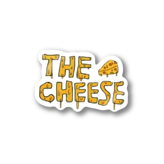 The cheese Stickers