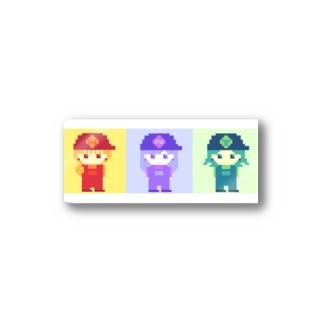 sannin Stickers