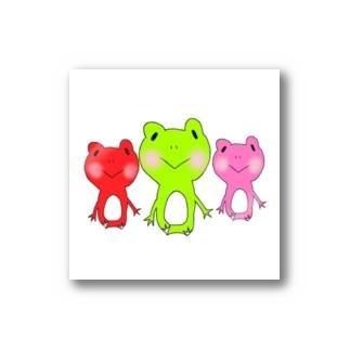 Baobab【カエル】 Stickers