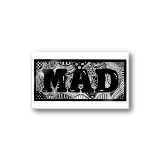 MAD Stickers