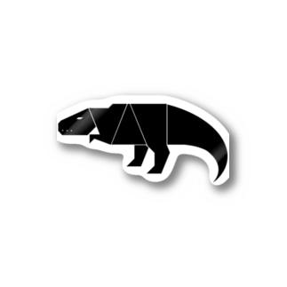 ティラノサウルス Stickers