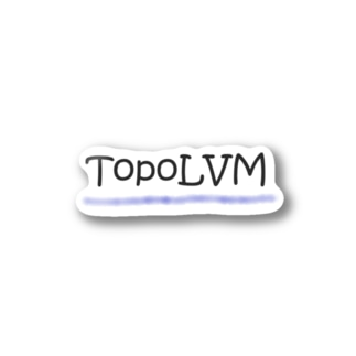 TopoLVM グッズ Stickers