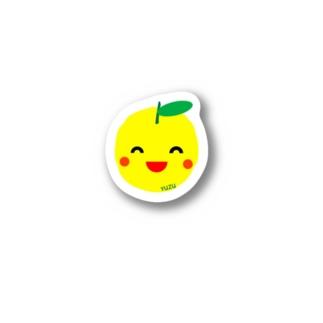 ゆずちゃん Stickers