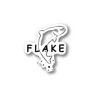 FLAKE Stickers