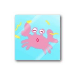 カニさん Stickers