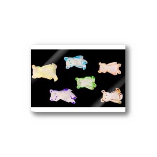 ソレゾレベア Stickers