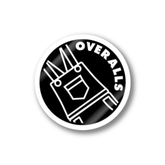 OVERALLS Stickers