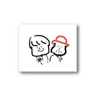 コムコムスパイシー Stickers