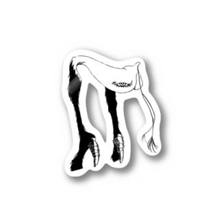 JERRY MASON Stickers