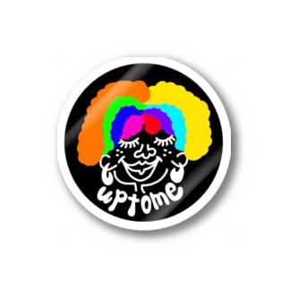 🌈アフロちゃん sticker Sticker
