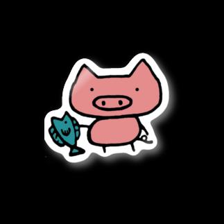 yukuyaのベイクン Stickers