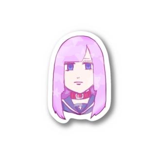 メンヘラ風 Stickers