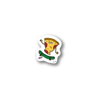 Mr. Big Pizza skate ステッカー Stickers