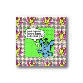 Dopekun LSD Paper Stickers