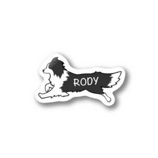 ロディ Stickers