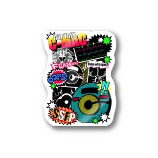 C-MAC10 Sticker