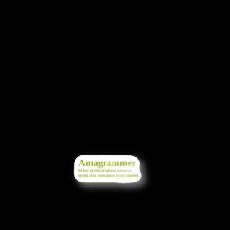 アシベズヘアのAmagrammer Stickers