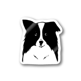 せいこせんせいのボーダーコリー【せいこせんせい】 Stickers