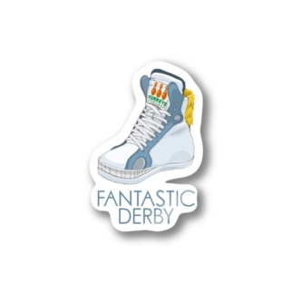 Fantastic Derby(白馬) Stickers