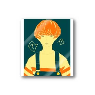 ? Stickers