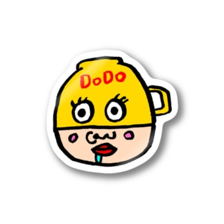 DODOくん Stickers