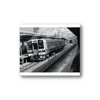 鉄道写真@岡山 Sticker