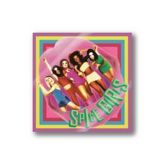 spice  girls remix Stickers