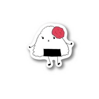 うめちゃん Stickers