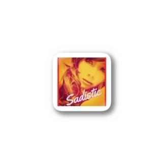 サディスティックグラマー Stickers