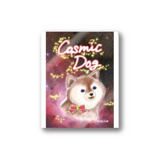 dog1 いざ目的地へ Sticker