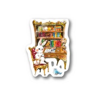 あやぞうの書斎の小さな主 Stickers