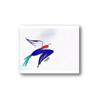 燕 Stickers