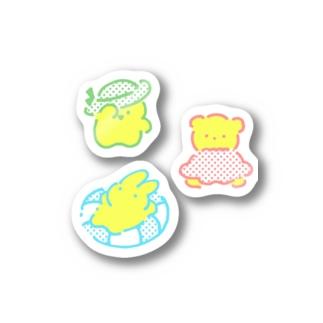 サマーヌーイ Sticker