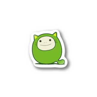 Qiitan Stickers