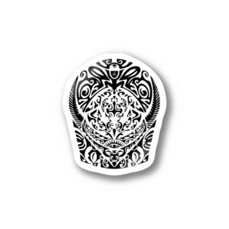 タトゥーティキ Stickers
