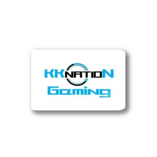 KKnationGaming 2 Stickers