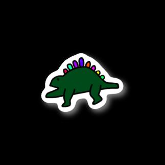 kurubusiの恐竜くん Stickers