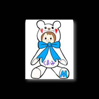 MAAMI(まあみ)のくまーみシリーズ Stickers