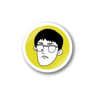 自画像(黄) Stickers