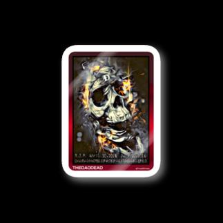 KURINOYA - クリノヤのTHEDAODEAD Stickers
