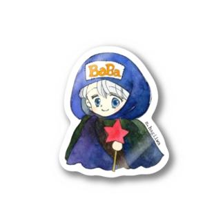 ステッカー ポー BaBa Stickers