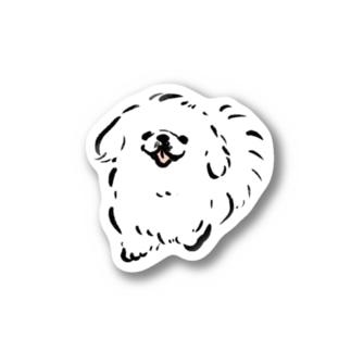 ペキニーズ【せいこせんせい】 Stickers
