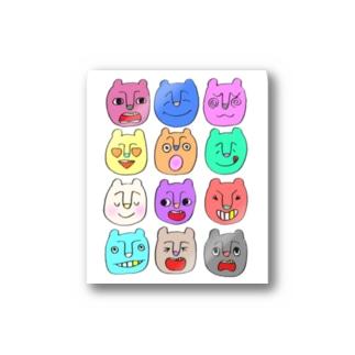 マディンソンズ Stickers