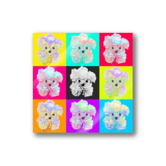 9poodles Stickers