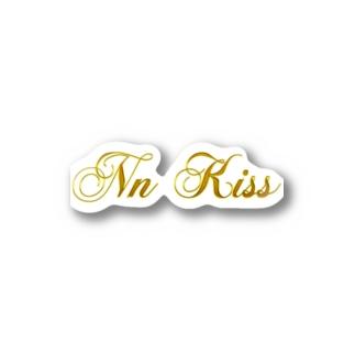 Nn Kiss Live2017 GOODS Stickers