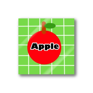 レトロApple Sticker