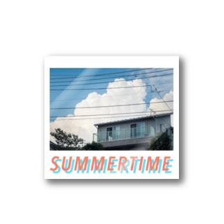 SUMMERTIME Stickers